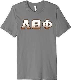 Mens Lambda Theta Phi Premium T-Shirt