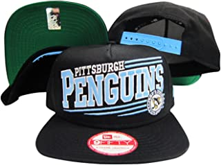 new era pittsburgh penguins snapback