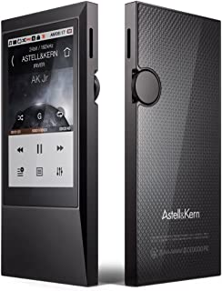 IRIVER Astell&Kern AK JR 64GB Hifi 携帯 Bluetooth DSD ブルートゥース 音楽 mp3 プレイヤー Flac (黒)