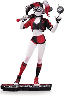 DC Collectibles Harley Quinn Red, White & Black: Harley Quinn by Mingjue Helen Chen Resin Statue