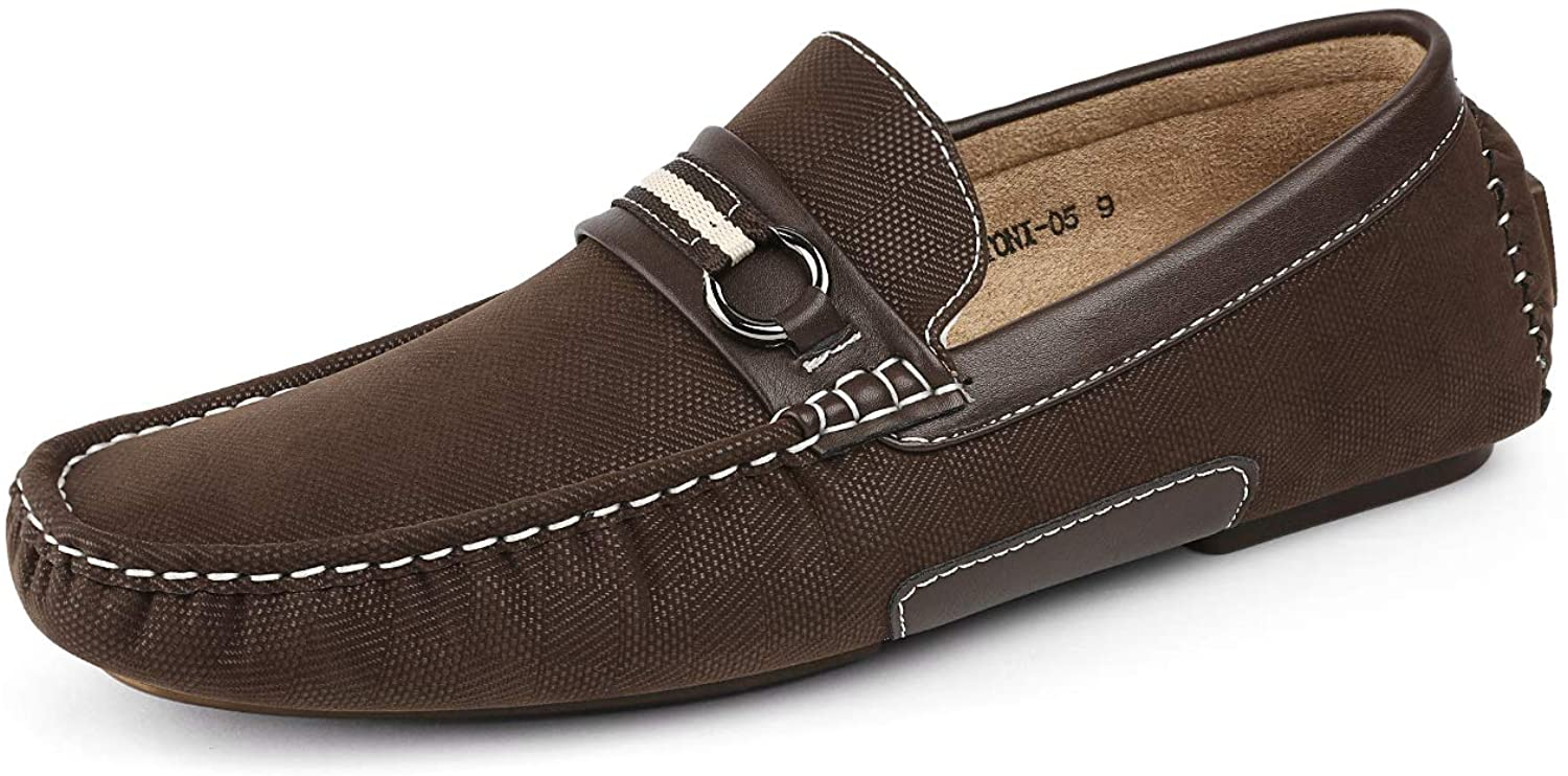 Bruno Marc Men's Free Shipping New Penny Moccasins Loafers Shoes Dedication