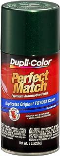 Dupli-Color BTY1603 Dark Green Mica Toyota Exact-Match Automotive Paint - 8 oz. Aerosol