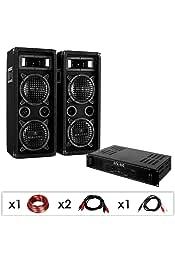 Amazon.es: tocadiscos - Altavoces / Equipos de audio y Hi-Fi ...