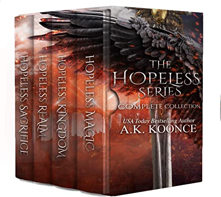 The Hopeless Series Box Set: A Reverse Harem Series