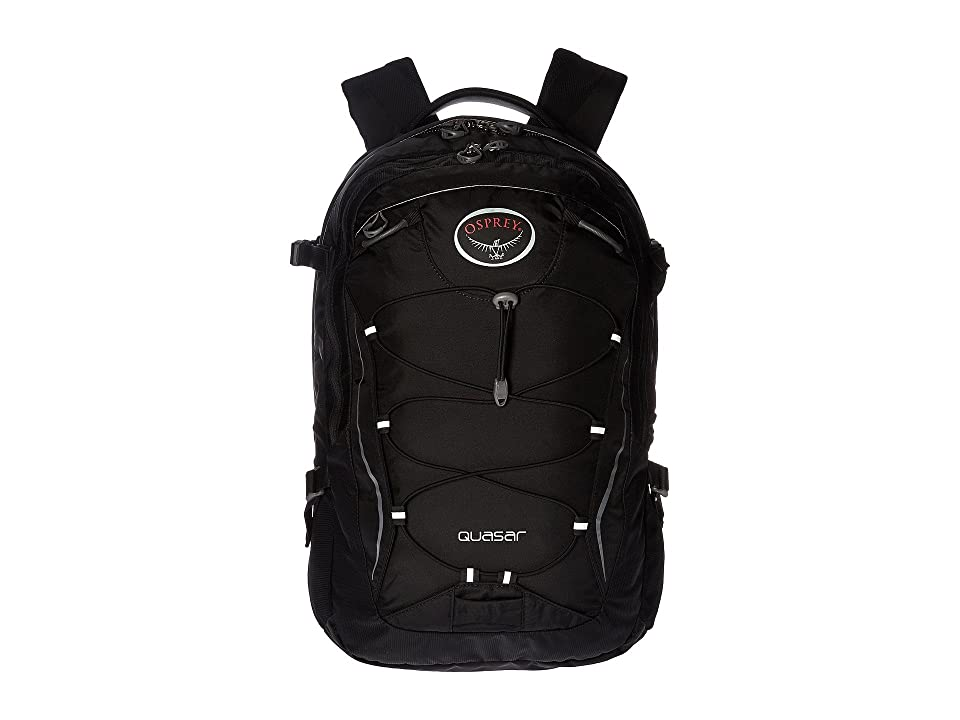 Osprey Quasar (Black) Backpack Bags