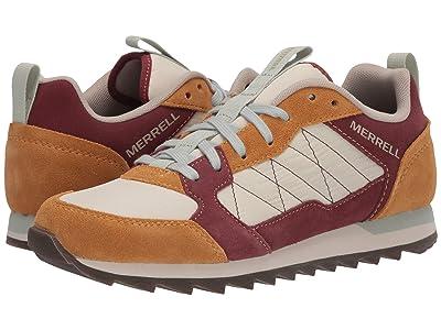 Merrell Alpine Sneaker (Gold/Sable) Women