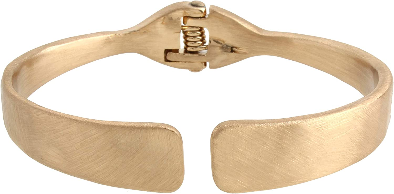 Robert Lee Morris Soho Sculptural Cuff Bracelet