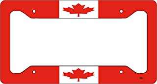 Best license plate frame canada Reviews