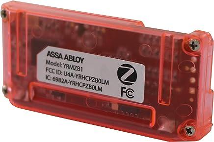 Yale 05584005-9, Modulo de Comunicação Zigbee YM / YD sem fio, para fechaduras YMF40 , YMF 30 , YDF40 E YDF 30 , YALE
