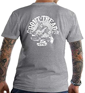 Don't Tread on Me: 1776 XXX T-Shirt. Made in USA