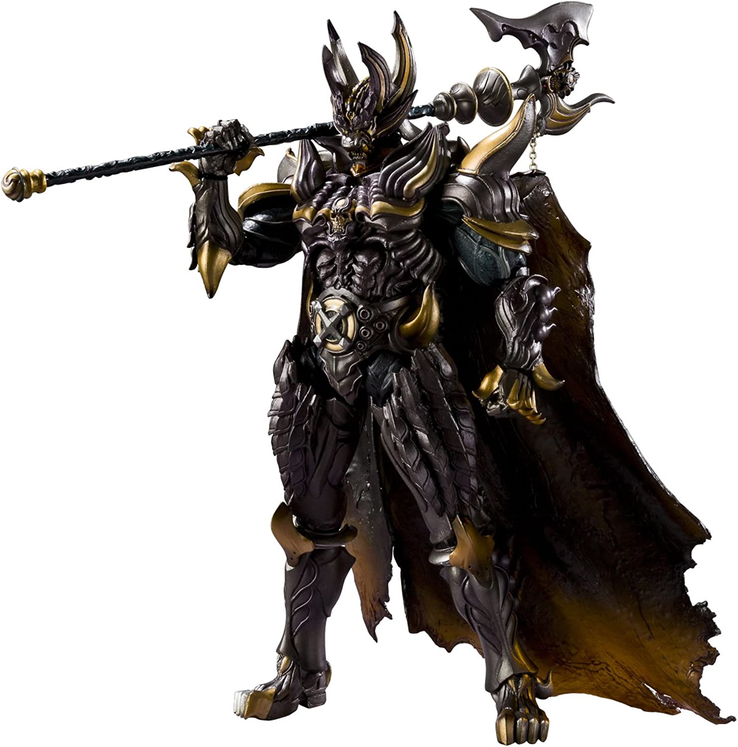 Garo Dark Knight Kiva Makai Kado Action Figur