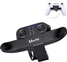 Pacote Strike Pack para controle PS4, acessório de botão traseiro DualShock 4, pás PS4 para controlador, pás traseiras PS4...