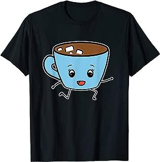 Hot Chocolate Hot Cocoa Costume Tee Shirt