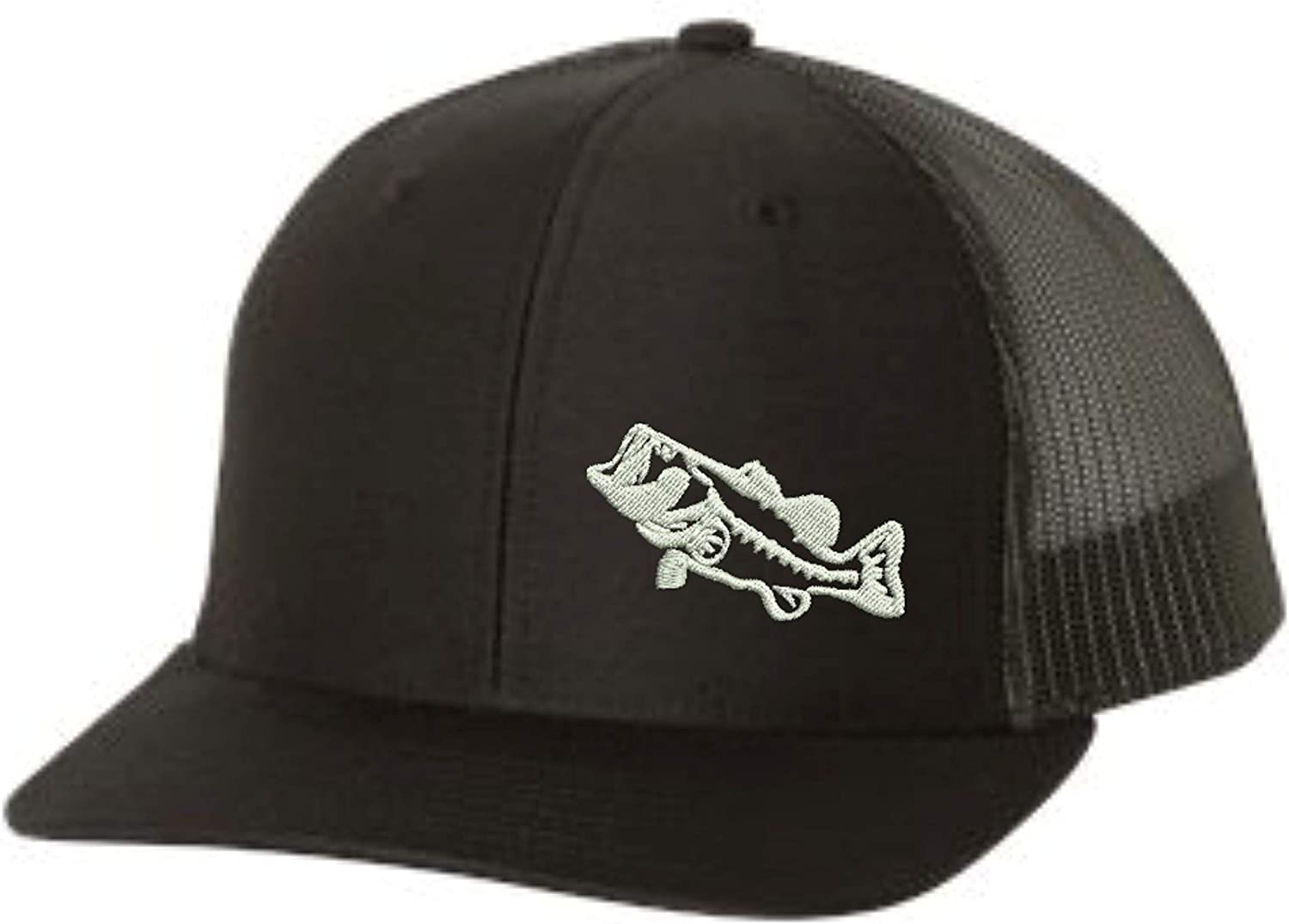 Trucker Hat 40% OFF Cheap Sale – Bass Fishing –Adjustable Wo Cheap super special price Snapback Men