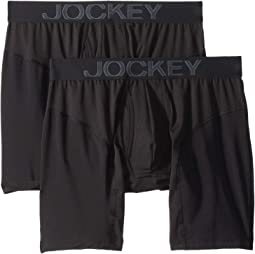 Athletic Rapidcool Midway Brief 2-Pack