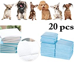Dog Training Pad, Legendog Puppy Pad Super Absorbent Quick Dry Pet Training Pad for Dogs Puppy