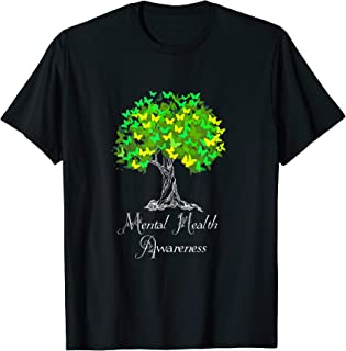 mental health awareness tree