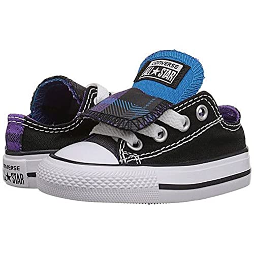 3aae8f763 Converse Chuck Taylor All Star Double Tongue Sneaker (Toddler, Little Kid &  Big Kid