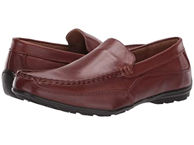 Deer Stags Drive Slip-On Loafer (Dark Luggage) Men