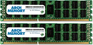 Arch Memory Replacement for Dell SNPP9RN2C/8G A6996808 16 GB kit (2 x 8 GB) 240-Pin DDR3L ECC RDIMM Server RAM for PowerEdge T320