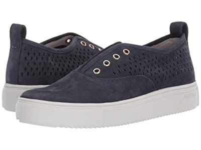 Blackstone Low Sneaker Slip-On RL67 (Dark Denim) Women