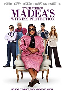 Tyler Perry's Madea's Witness Protection Digital