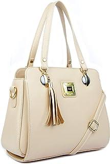 SHINING BIRD PU Leather Handbag