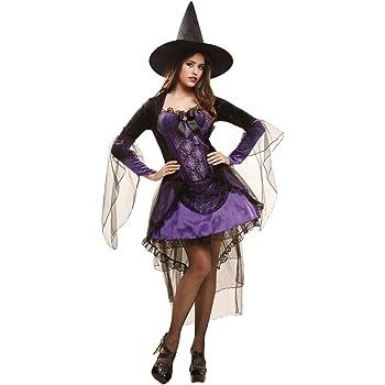 My Other Me - Disfraz de bruja Glamour, para adultos, talla S ...