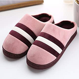 Together to create a miracle Large Size Women Slippers Ladies Slides Winter Indoor Short Flush Insole Women Slippers
