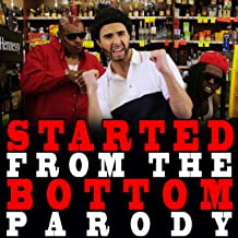 Started from the Bottom Parody