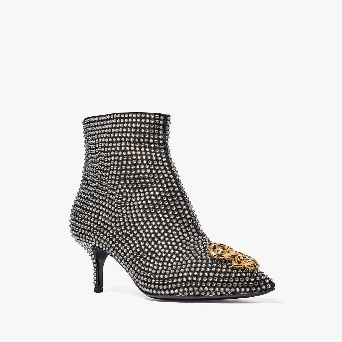 Moschino Crystal Bootie | Women's shoes | 2020 Newest