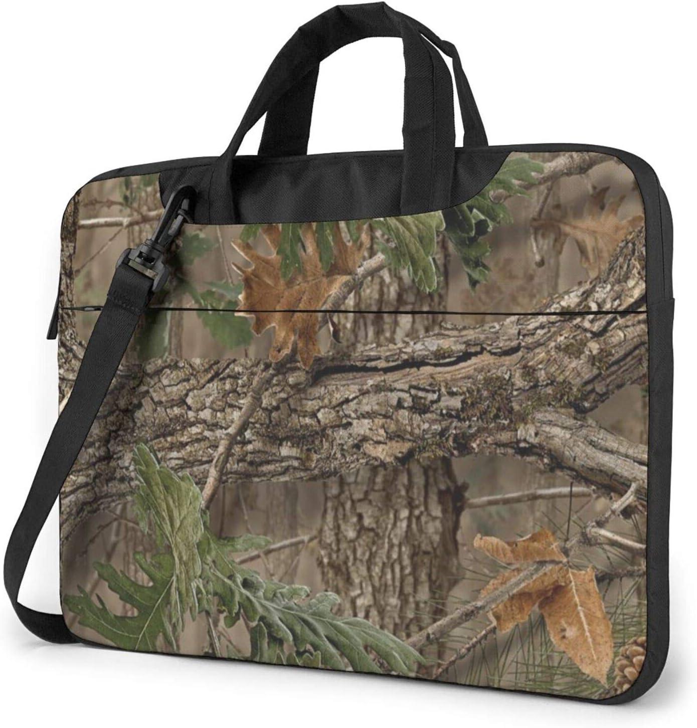 Laptop Bag 在庫あり Camouflage 上品 Forest B Messenger Shoulder Hunting