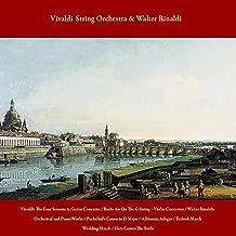 Vivaldi: the Four Seasons & Guitar Concerto / J.S. Bach: Air On the G String & Violin Concertos / Walter Rinaldi: Orchestral and Piano Works / Pachelbel's Canon in D Major / Albinoni: Adagio / Turkish March / Wedding March / Here Comes the Bride