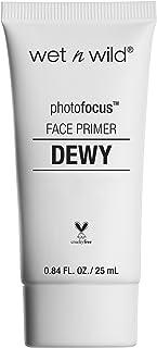 wet n wild Photo Focus Dewy Face Primer, Till Prime Dew Us Part, 0.84 Ounce