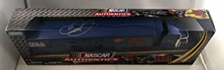2014 Dale Earnhardt Jr Superman National Guard Signed Auto 1/64 Car Hauler - Autographed Diecast Cars