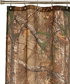 Realtree Camouflaged Shower Curtain