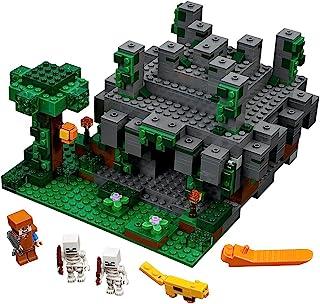 LEGO Minecraft 598-Piece The Jungle Temple Construction Set