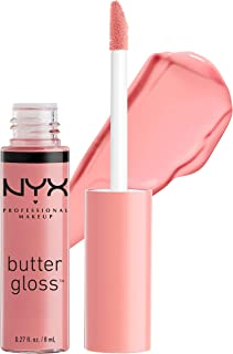 NYX PROFESSIONAL MAKEUP Butter Gloss, Creme Brulee, 0.27 Ounce