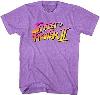 American Classics Street Pixel Fighter Adult Short Sleeve T-Shirt