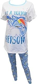 Women's Rainbow Dash Pajama Set - Ladies Loungewear