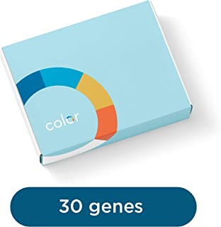 Color - Genetic Risk Test for Health, 30 Genes, Includes BRCA1 and BRCA2 (Unavailable in NY State)