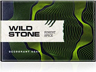 Wild Stone Forest Spice Soap, 125 g