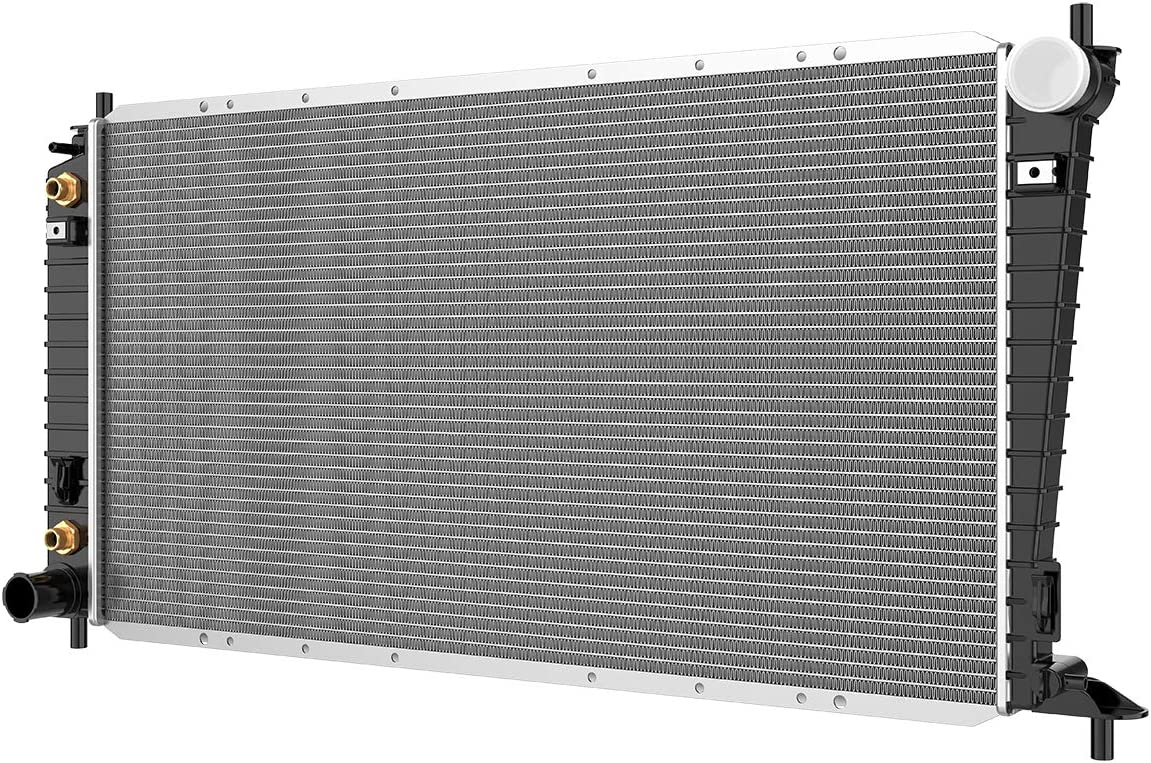 New Free Shipping DWVO New mail order Radiator Compatible with 1999-2004 1999-2003 F150 F-2 Ford