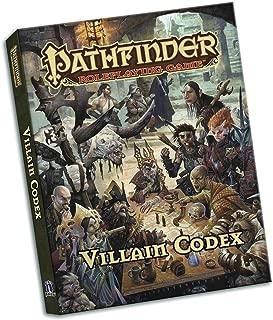 Pathfinder Roleplaying Game: Villain Codex Pocket Edition