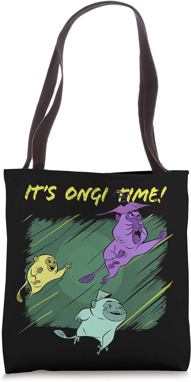 Disney Raya And The Last Dragon It's Ongi Time Tote Bag