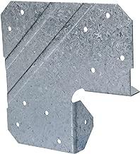 Simpson Strong Tie LCE4 20-Gauge 4x End Post Cap