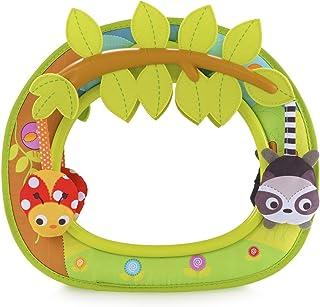 comprar comparacion Brica by Munchkin Espejo de coche Baby In-Sight Swing, los animales se columpian para un viaje divertido