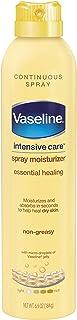 Vaseline 深层护理身体乳液,高级修复无香型,20.3 盎司,3 支装 6.5 oz (Pack of 6)