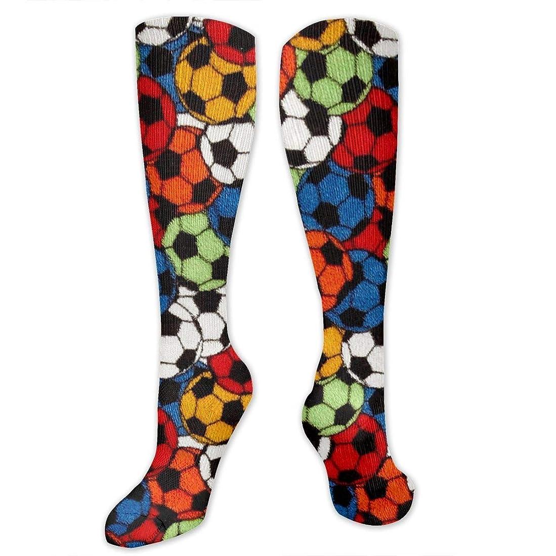 発信おなじみの類似性靴下,ストッキング,野生のジョーカー,実際,秋の本質,冬必須,サマーウェア&RBXAA Whisper Soccer Socks Women's Winter Cotton Long Tube Socks Knee High Graduated Compression Socks