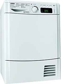 Indesit EDPE G45 A2 ECO DE Wärmepumpentrockner / A / kWh / 8 kg / 5 Schnellprogramme / inklusiv Schuhhalterung